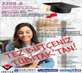 2209-A Üniversite Öğrencileri Yurt İçi Araştırma Projeleri Destek Programı