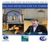 Tarih Bölümü Konferansları - 45 [Prof. Dr. Atilla Arkan]